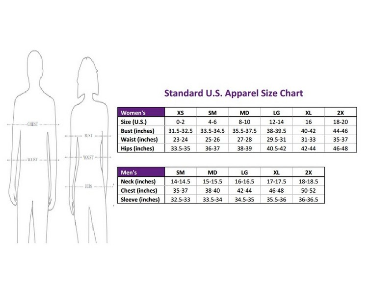 Fennec Mens Golf Shorts Size Chart