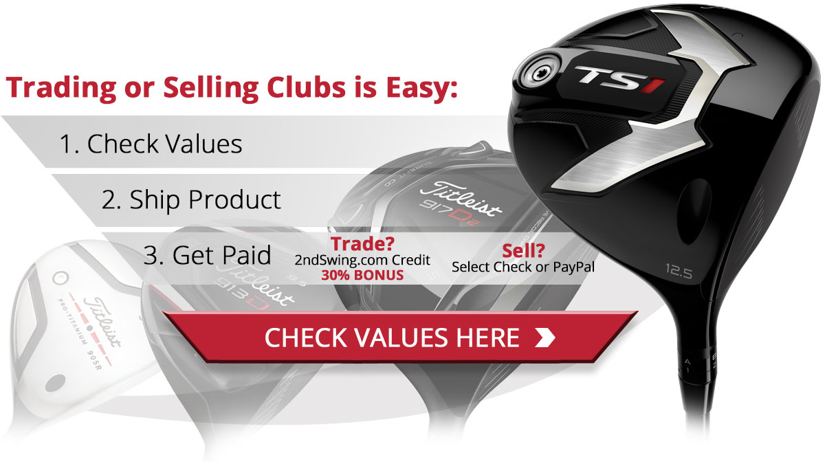 Check values & sell or trade in your clubs