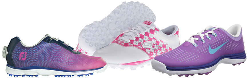 Womens Golf Shoe