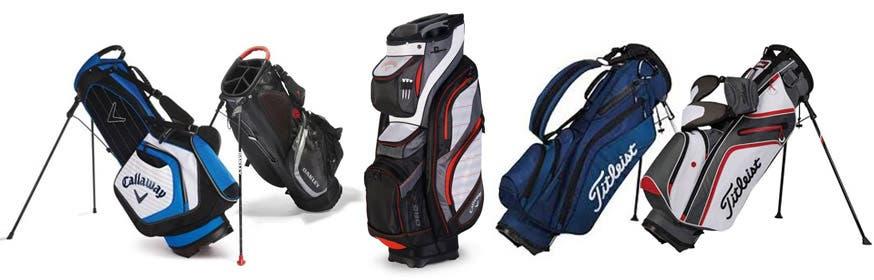 76f31bab4ff Golf Bags   2nd Swing Golf