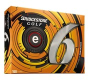 New Bridgestone 2013 E6 Dozen Golf Balls