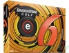New Bridgestone 2013 E6 Orange Dozen Golf Balls