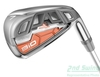 New Cobra Bio Cell Silver Womens 7 Piece Iron Set  Graphite