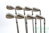 TaylorMade Supersteel Iron Set 4-PW SW TM Bubble Graphite Ladies Right Handed 37.25 in