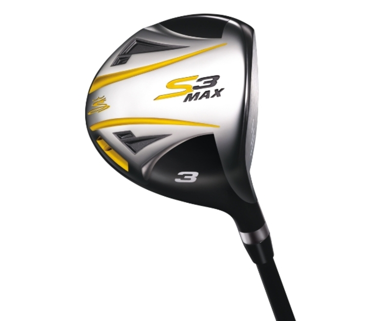 Cobra S3 Max Offset Fairway Wood 2nd Swing Golf