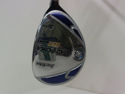 Mint Tour Edge Bazooka HT Max Hybrid 5-Hybrid 5H 25 Graphite Ladies Right