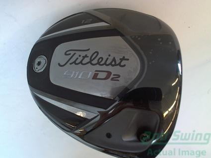 Mint Titleist 910 D2 Driver 12 Graphite Regular Right