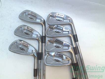 Srixon Z-TX Iron Set 4-PW Steel Regular Right