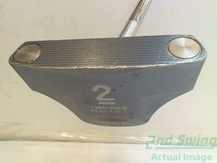 Guerin Rife Two Bar Hybrid Belly Putter 4.00 Degrees Right Handed 35.00 Inches