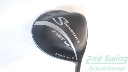 Adams Fast 12 Draw Driver 1W 10.5* Graphite Regular Right 46 in