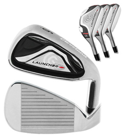 Cleveland 2009 Launcher Iron Set