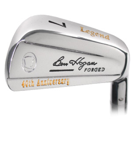 Ben Hogan 40th Anniversary Single Iron