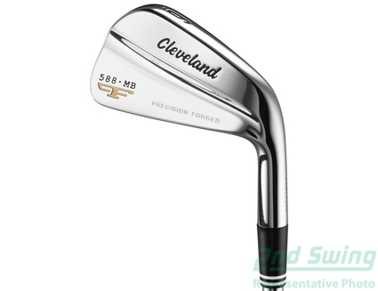 New Cleveland 2012 588 Combo New 8 Piece Iron Set