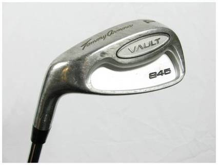 Tommy Armour 845 Vault Single Iron