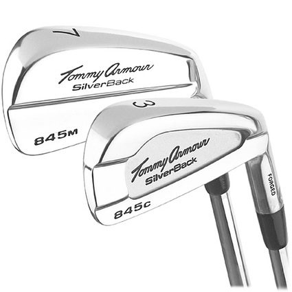 Tommy Armour 845CM Silverback Iron Set
