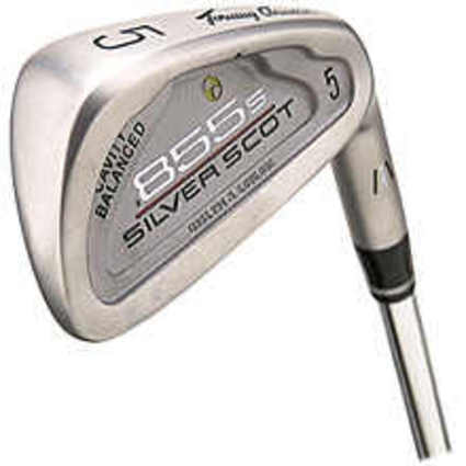 Tommy Armour 855S Silver Scot Wedge