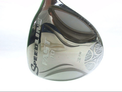 New Adams Speedline Fast 10 Fairway Wood 3-Wood 3W Graphite Ladies Right