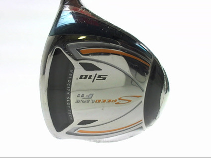 New Adams Speedline F11 Stainless Steel Fairway Wood 5-Wood 5W 18 Graphite Ladies Right