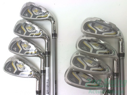 New Cobra S3 Max Iron Set 5-SW Graphite Senior Right