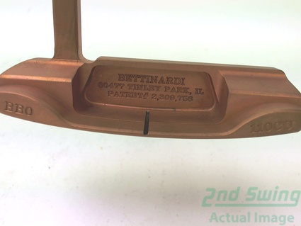 Mint Bettinardi BB0 Copper Cu Putter Putter Steel Right
