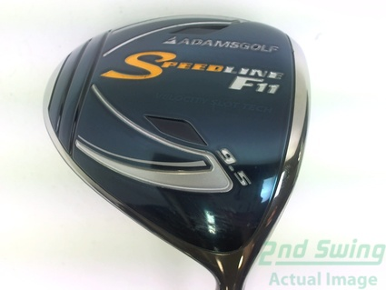 Adams Speedline F11 Driver 9.5 Graphite Stiff Right