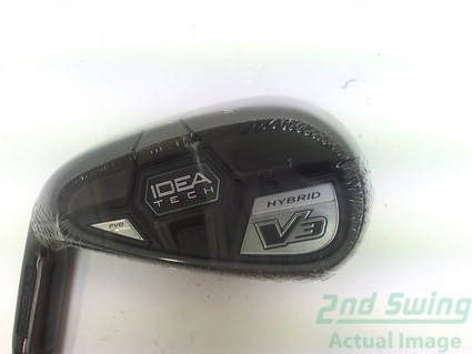 Mint Adams Idea Tech V3 Single Iron 8 Iron Steel Regular Left