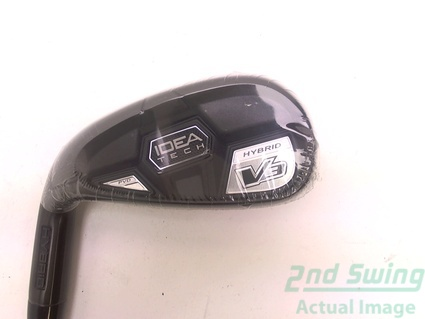Mint Adams Idea Tech V3 Single Iron 7 Iron Steel Regular Left 37.5 in