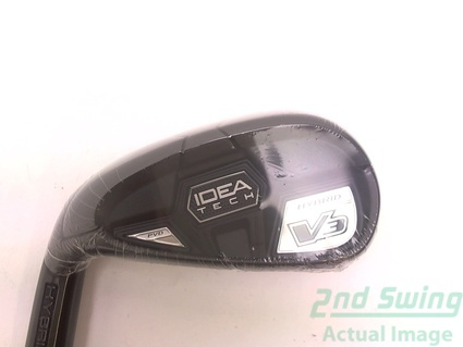 Mint Adams Idea Tech V3 Single Iron 7 Iron Steel Regular Left