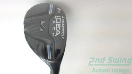 Mint Adams Idea Tech V3 Hybrid 4-Hybrid 4H Graphite Ladies Right