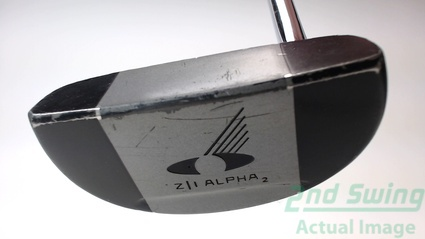 Never Compromise Z/I Alpha 2 Putter  Right