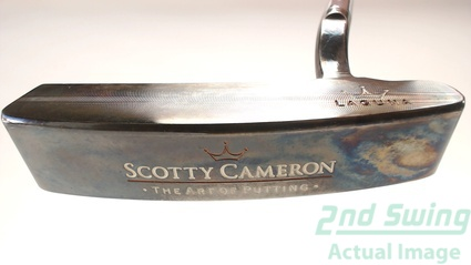 Mint Titleist Scotty Cameron Scotty Cameron Oil Can Laguna 35 inches Putter Steel Right