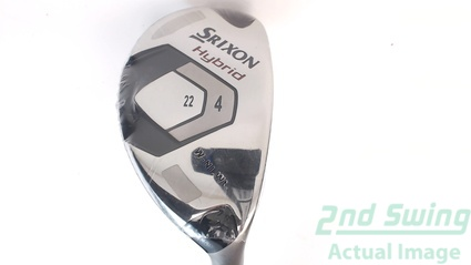Mint Srixon Z-TX Hybrid 4-Hybrid 4H 22 Graphite Stiff Right