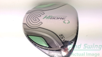 Mint Cleveland Hibore Bloom Womens Fairway Wood 5-Wood 5W Graphite Ladies Right