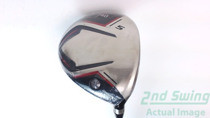 Bridgestone J40 Fairway Wood 5-Wood 5W 18 Graphite Stiff Right