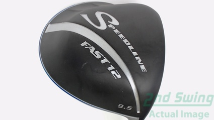 Mint Adams Fast 12 Driver 9.5 Graphite Stiff Right