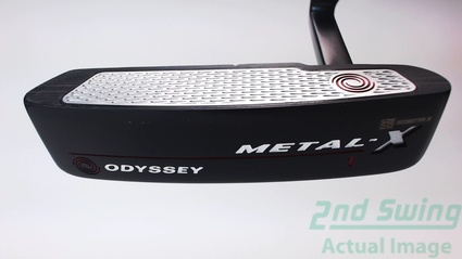 Mint Odyssey Metal X 1 Putter Steel Right