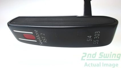 Mint See More Si4 Black Putter  Right