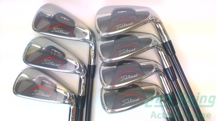 Mint Titleist 712 AP1 Iron Set 5-GW Graphite Ladies Right