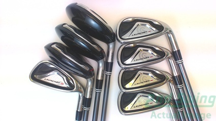 Cleveland 2009 Launcher Iron Set 3-PW Graphite Regular Right