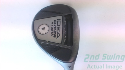 Adams 2012 Idea Super Hybrid 2-Hybrid 2H 17 Graphite Stiff Right