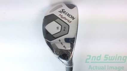 Mint Srixon Z-TX Hybrid 2-Hybrid 2H 16 Graphite Stiff Right