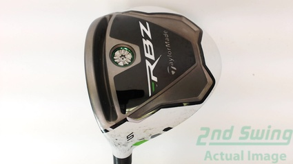 TaylorMade RocketBallz Fairway Wood 5-Wood 5W 19 Graphite Senior Left