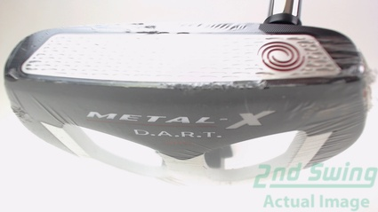 Mint Odyssey Metal-X D.A.R.T Belly 43 inches Putter Steel Right