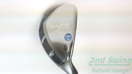 Mint Callaway Razr X Hybrid 4-Hybrid 4H 24 Graphite Ladies Right