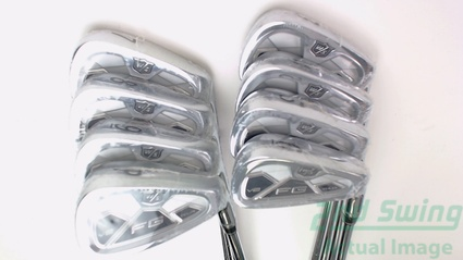 Wilson FG Tour V2 3-PW Steel Stiff Right Handed 38.00 Inches