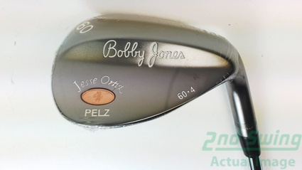 Bobby Jones Jesse Ortiz Limited Edition Lob LW 60.00 Degrees 4 Deg Bounce Steel Wedge Flex Right Handed 35.00 Inches