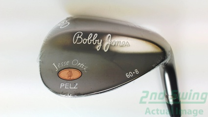 Bobby Jones Jesse Ortiz Limited Edition Lob LW 60.00 Degrees 8 Deg Bounce Steel Wedge Flex Right Handed 35.00 Inches