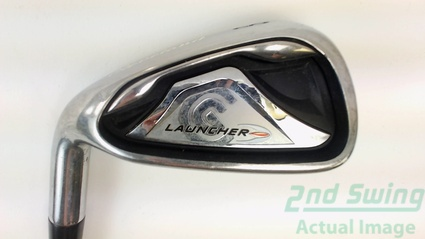 Cleveland 2009 Launcher 8 Iron Steel Regular Left Handed 36.75 Inches