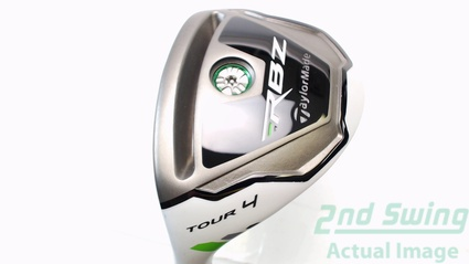 TaylorMade RocketBallz Tour 4-Hybrid 4H 21.50 Degrees Graphite Regular Left Handed 40.25 Inches