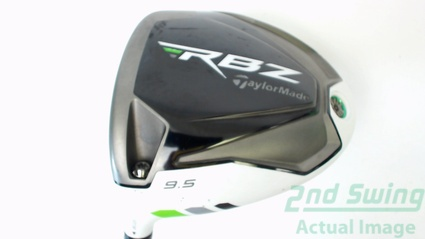 TaylorMade RocketBallz TP Driver 9.50 Degrees Graphite Stiff Left Handed 45.00 Inches
